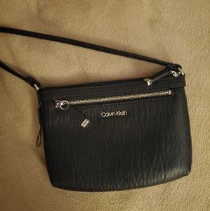 Over the shoulder CK purse